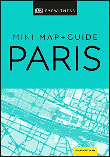 Paris. Mini Map And Guide (Pocket Travel Guide)