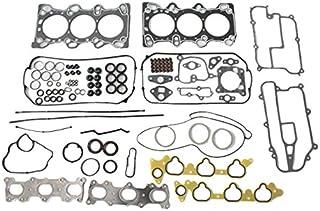 Head Gasket Set Valve Manifold Kit Repair Graphite For 1991-2004 Acura Legend TL RL 3.2L 3.5L V6 SOHC Engine Codes C32A1 C32A6 C35A1
