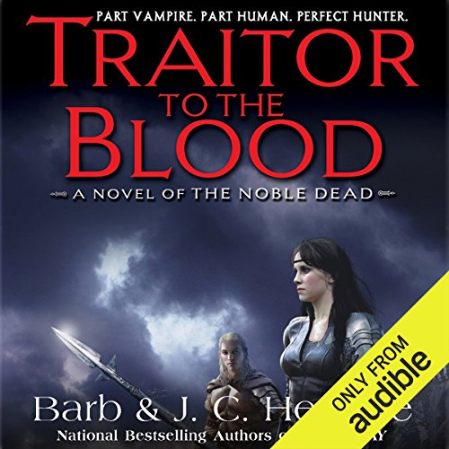 Traitor to the Blood audiobook cover art