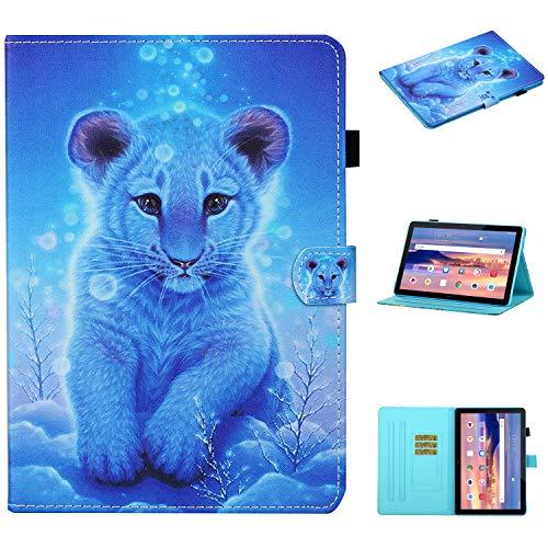 Acelive Funda para Huawei Mediapad T5 10 10.1 Tablet con Soporte Función