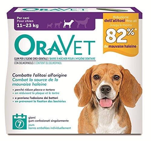 OraVet Cani da 11 a 23 kg
