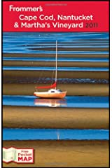 Frommer's Cape Cod, Nantucket and Martha's Vineyard 2011 (Frommer's Complete Guides) Paperback