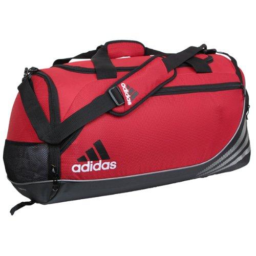 adidas Unisex Team Speed Small Duffel, University Red, ONE SIZE