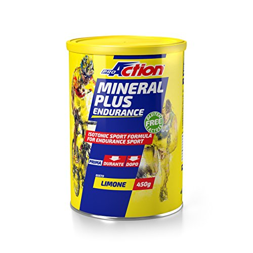 ProAction Mineral Plus (limone, Latta da 450 g)