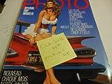 """Photo Men s Magazine """"Claudia Schiffer"""" No 289 Novembre 1991"""