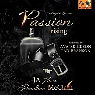 Passion Rising                   By:                                                                                                                                 Johnathan McClain,                                                                                        JA Huss                               Narrated by:                                                                                                                                 Tad Branson,                                                                                        Ava Erickson                      Length: 7 hrs and 4 mins     176 ratings     Overall 4.8