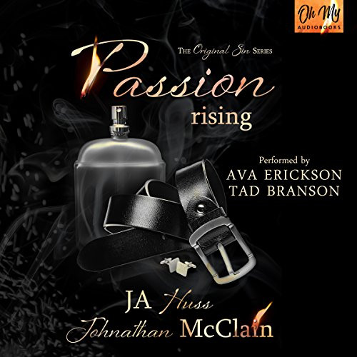 Passion Rising audiobook cover art