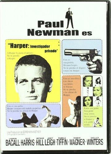 Harper: Investigador Privado [DVD]