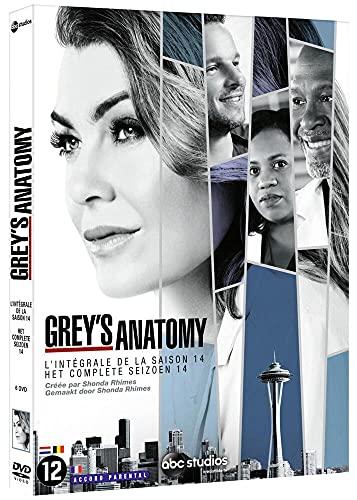 51MIPs1CZSS. SL500  - Grey's Anatomy : Tempête à Seattle (15.08)