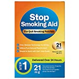 Best Nicotine Patches - Smoking Aid Stop Smoking Patches to Quit Smoking Review