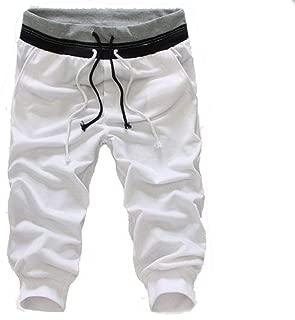 sexyliliforu Men Fashion Short Pants Casual Sports Joggers Large Outdoor Loose Sweatpants