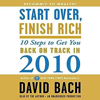 Start Over, Finish Rich cover art
