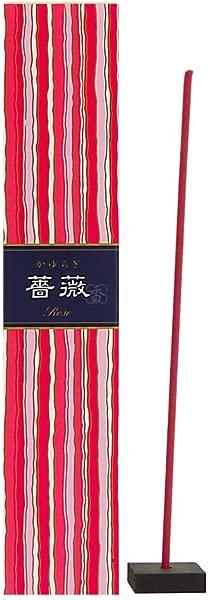 Nippon Kodo Kayuragi Rose 40 Sticks