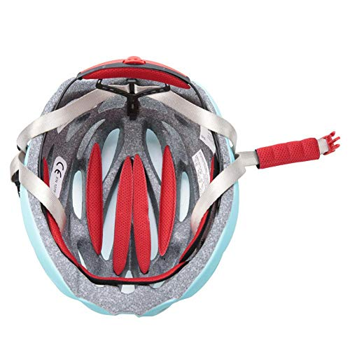 Keenso Fahrradhelm Schaumstoffpolster, Schwamm Fahrradhelm Innenfutter Schutz Komfortable Polster Ersatz(Inner Lining)
