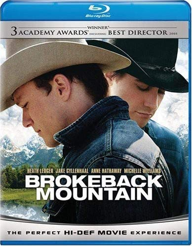 Brokeback Mountain [Edizione: Stati Uniti] [USA] [Blu-ray]