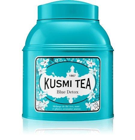 KUSMI Tea Paris - BLUE DETOX - 500gr Lackierte Metalldose in einer Karton-Außenbox