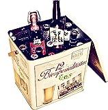 Kalea Beer Box | Metallbox mit 3D-Prägung | Bierspezialitäten | Perfekte Geschenkidee für...