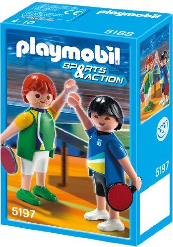 Playmobil 5197 - 2 Tischtennisspieler