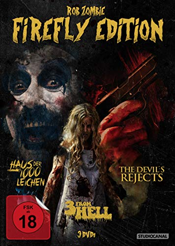 Rob Zombie Firefly Edition [3 DVDs]