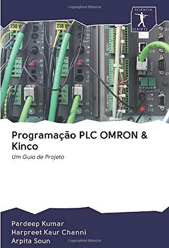 Programação PLC OMRON & Kinco: Um Guia de Projeto
