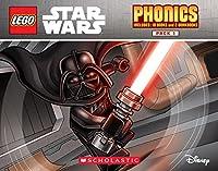 Lego Star Wars Phonics Boxed Set: Pack 1