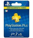 Foto PlayStation Plus Card Hang Abbonamento 3 Mesi