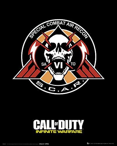 GB Eye LTD, Call of Duty Infinite Warfare, Scar, Mini Poster, 40...