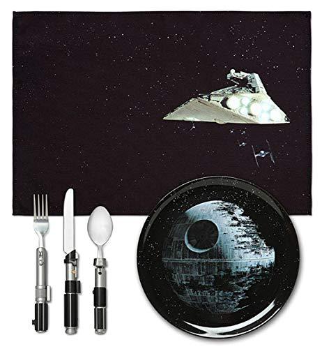 Star Wars Death Star Dinner Set