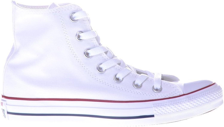 Kongrönerad Unisex Unisex Unisex Chuck Taylor All Star High Top skor (Optical vit)  det billigaste