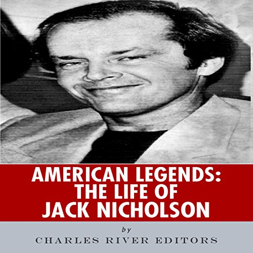 American Legends: The Life of Jack Nicholson audiobook cover art