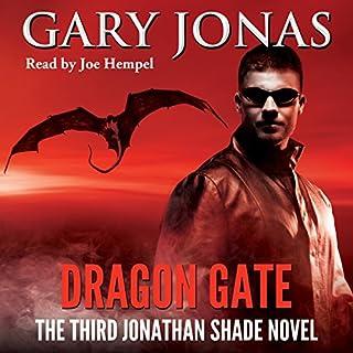 Dragon Gate audiobook cover art