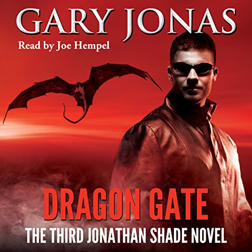 Dragon Gate audiobook cover art