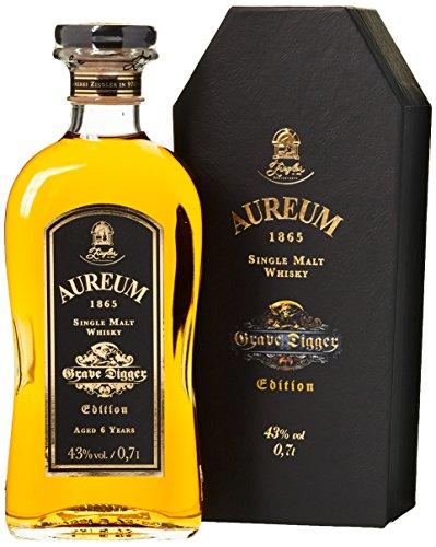 Aureum 1865 Grave Digger Single Malt Whisky (1 x 0.7 l)