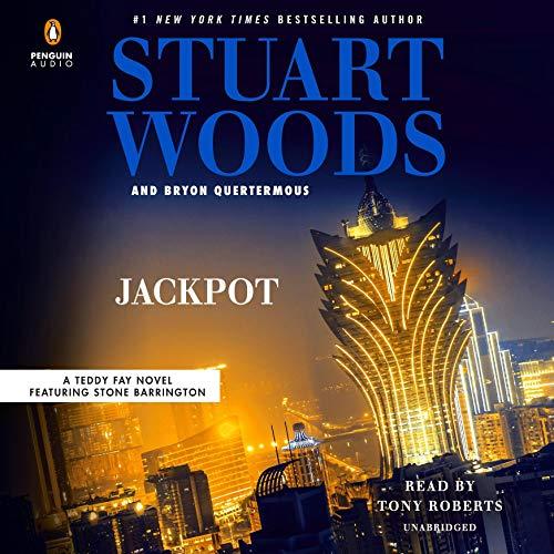 Jackpot: A Teddy Fay Novel, Book 5