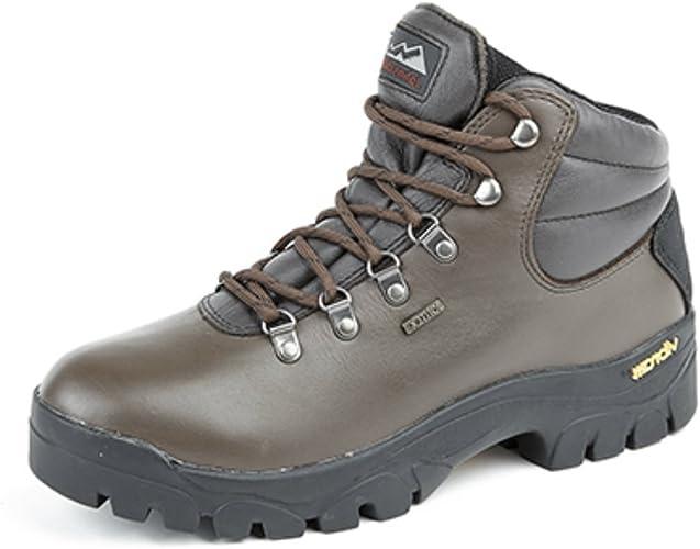 'Highlander II' Imperméable Chaussures De Randonnée Semelle Vibram
