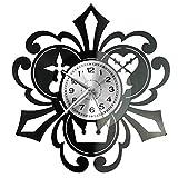 WoD Kingdom Hearts - Orologio da parete in vinile con disco in stile retrò, per la casa, ideale come regalo