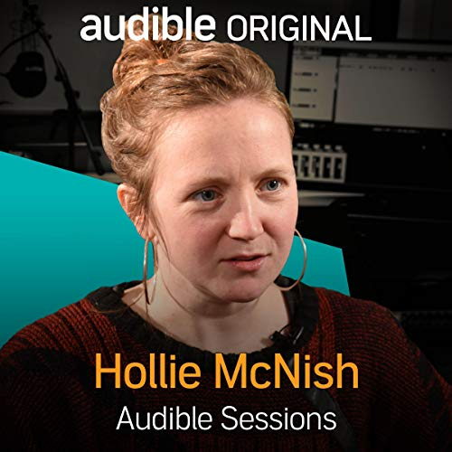 Hollie McNish audiobook cover art