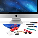 """OWC DIY Kit For All Apple 27"""" iMac 2010 Models For Installing An Internal SSD Into A System Currently Equipped with Hard Drive Only. Model OWCDIYIM27SSD10"""