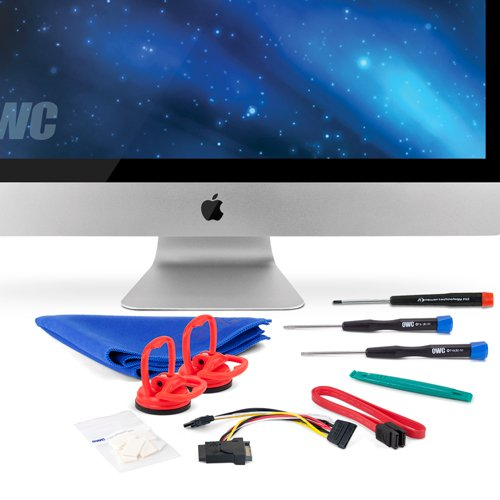 OWC OWCDIYIM27SSD10 Solid State Drive Kit for Apple iMac 2