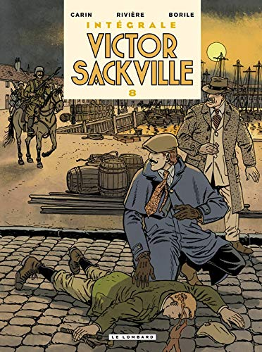Intégrale Victor Sackville - tome 8 - Intégrale Victor Sackville 8