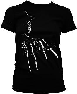 Officially Licensed Merchandise Freddy Krueger Girly tee