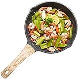 TTZY Inicio Utensilios de Cocina cacerolas antiadherentes Sartenes, con Easy Clean Revestimiento Antiadherente SHIYUE