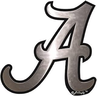 Jenkins Enterprises Alabama Crimson Tide Silver Tone Auto Emblem