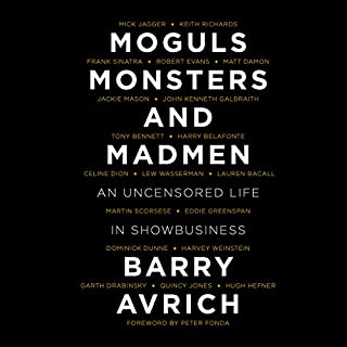 Moguls, Monsters and Madmen cover art