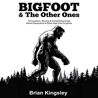 Bigfoot & the Other Ones audiobook cover art