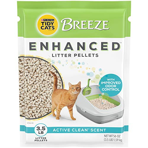 Purina Tidy Cats BREEZE Litter System Refills 35lb pouches pack of 6