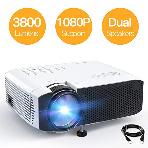 Apeman 1080p HD Mini Portable Projector