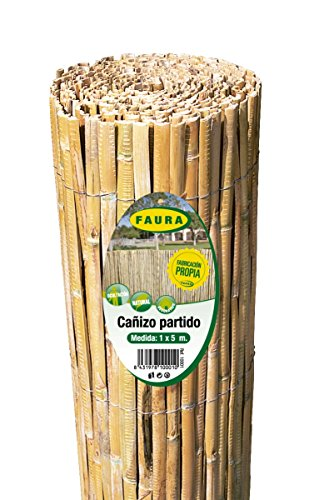 Faura- Rollo cañizo partido nacional  - 1M X 5M