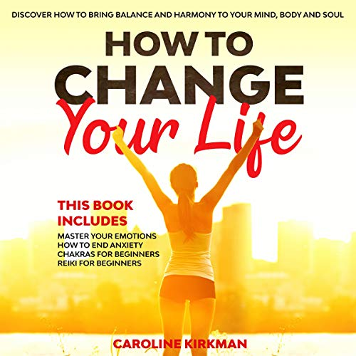 Couverture de How to Change Your Life