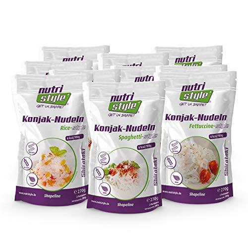 HaMix GmbH -  nutristyle Shirataki
